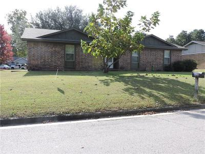 Fort Smith Single Family Home For Sale: 3308 Kendall AVE