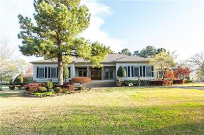 Fort Smith Single Family Home For Sale: 4 Windhaven DR