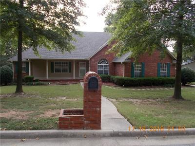 Fort Smith Single Family Home For Sale: 5002 Hardscrabble