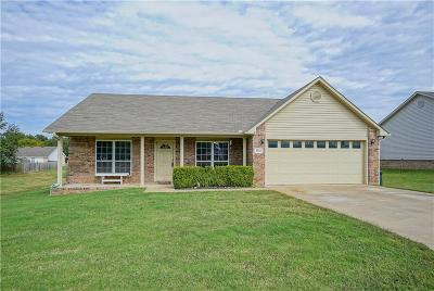 Greenwood Single Family Home For Sale: 1510 Plumbark DR