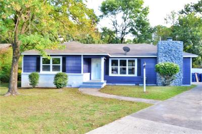 Fort Smith Single Family Home For Sale: 4014 Marshall DR