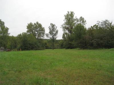 Muldrow OK Residential Lots & Land For Sale: $120,000