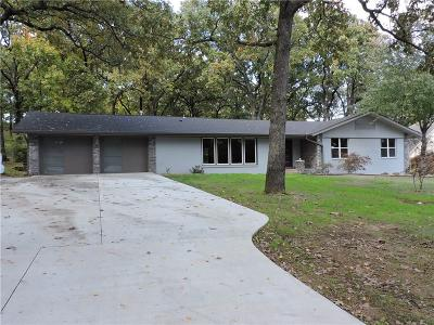 Fort Smith Single Family Home For Sale: 3531 Cliff DR