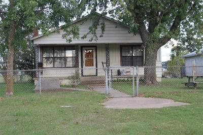 Muldrow Single Family Home For Sale: 104557 64B HWY