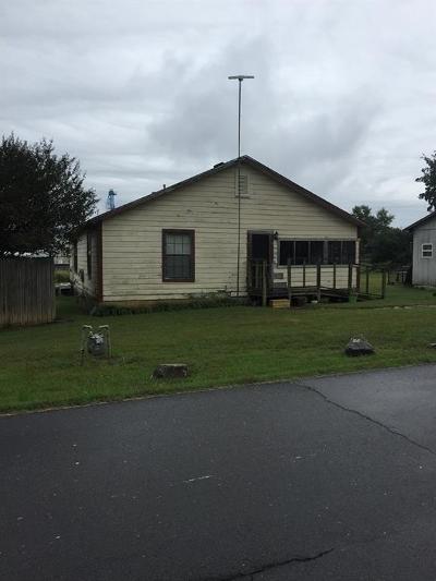 Poteau Single Family Home For Sale: 600 N Saddler ST
