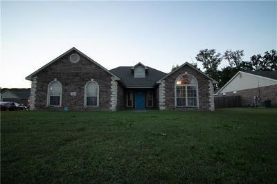 Van Buren Single Family Home For Sale: 1721 Red Oak CIR