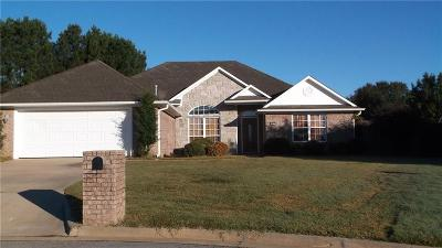 Greenwood Single Family Home For Sale: 1044 Hamilton CIR
