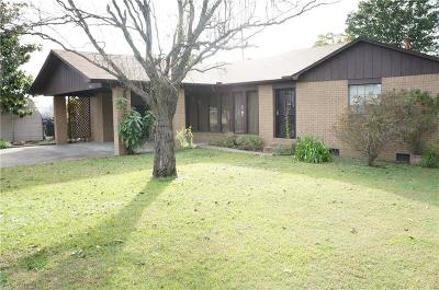 Fort Smith Single Family Home For Sale: 4612 S 19th ST