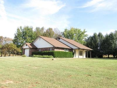 Poteau OK Single Family Home For Sale: $168,500