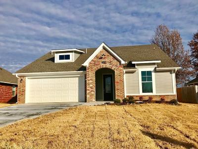 Fort Smith Single Family Home For Sale: 5613 Remington WY