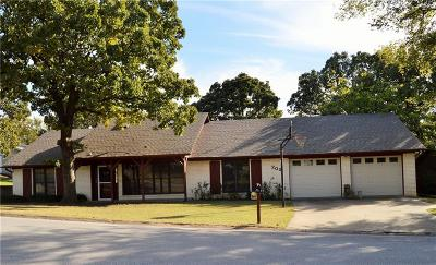 Poteau OK Single Family Home For Sale: $139,500