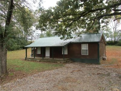 Mountainburg Single Family Home For Sale: 9822 Highway 71