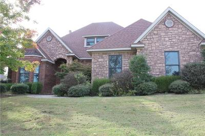 Fort Smith AR Single Family Home For Sale: $319,900