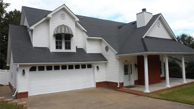 Greenwood Single Family Home For Sale: 860 Country Club DR