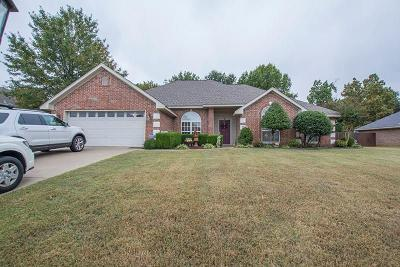 Fort Smith Single Family Home For Sale: 6304 Southfield DR