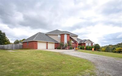 Spiro Single Family Home For Sale: 21706 Jake Smith RD