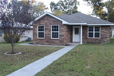 Sallisaw Single Family Home For Sale: 604 E Creek AVE