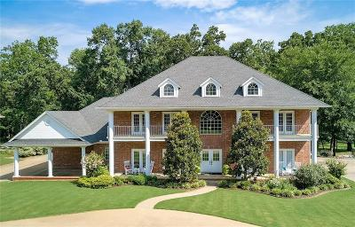 Fort Smith Single Family Home For Sale: 4800 Oak Hollow