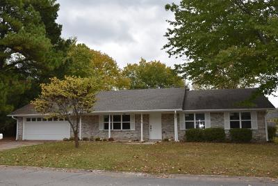 Sallisaw Single Family Home For Sale: 418 S Mcgee DR