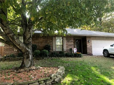 Fort Smith Single Family Home For Sale: 2616 Brooken Hill DR