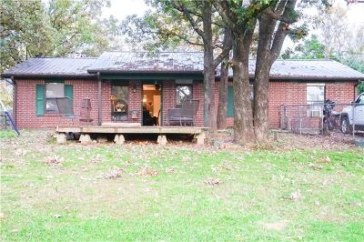 Poteau OK Single Family Home For Sale: $115,000