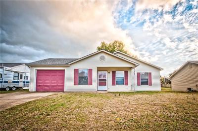 Barling Single Family Home For Sale: 805 P CIR