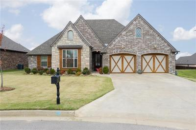 Fort Smith Single Family Home For Sale: 8511 Silverstone CT