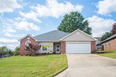 Fort Smith Single Family Home For Sale: 4116 Gascony