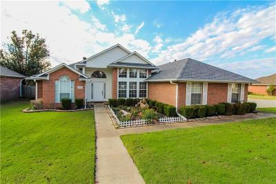 Fort Smith Single Family Home For Sale: 7100 Millennium DR