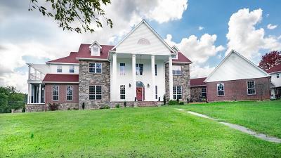 Mountainburg Single Family Home For Sale: 9919 Rock Haven LN