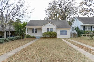 Fort Smith Single Family Home For Sale: 2412 S P ST