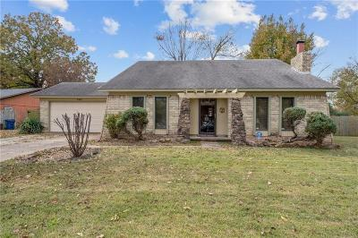 Fort Smith Single Family Home For Sale: 3416 Bryn Mawr CIR
