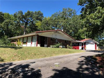 Fort Smith Single Family Home For Sale: 5901-5907 Ellsworth RD