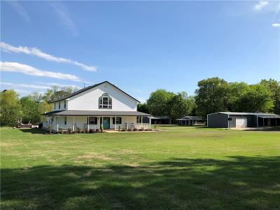 Fort Smith Single Family Home For Sale: 1225 Highway 45