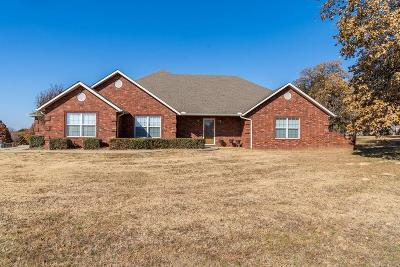 Stigler Single Family Home For Sale: 10392 N Hwy 71