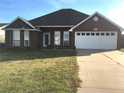 Greenwood Single Family Home For Sale: 1231 Mountain Valley DR