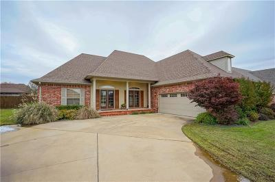 Fort Smith Single Family Home For Sale: 12829 Marble DR