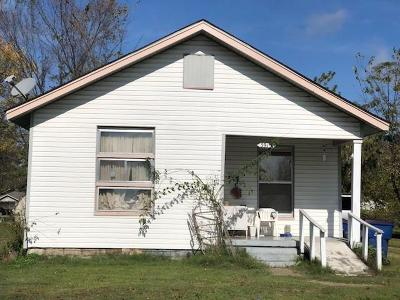 Fort Smith AR Single Family Home For Sale: $65,000
