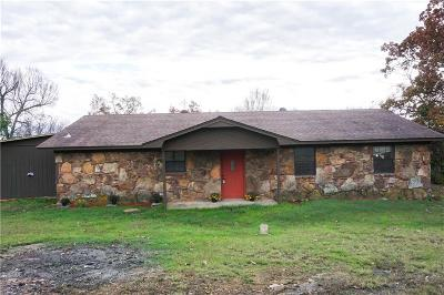 Gans OK Single Family Home For Sale: $69,500