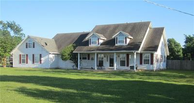 Stigler Single Family Home For Sale: 704 SE J ST