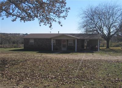 Stigler Single Family Home For Sale: 40185 S County Road 4475