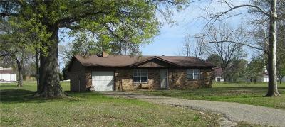 Stigler Single Family Home For Sale: 303 NE Main ST