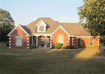 Stigler Single Family Home For Sale: 1108 NE Rushwood DR