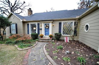 Fort Smith Single Family Home For Sale: 2221 S U ST