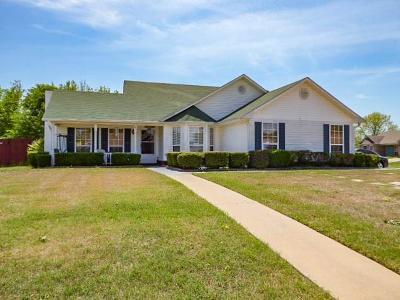 Greenwood Single Family Home For Sale: 1401 Boxelder LN