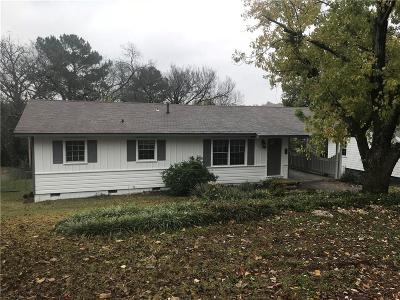 Fort Smith Single Family Home For Sale: 1607 S 29th ST