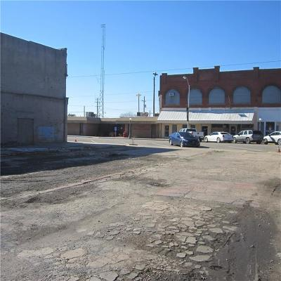 Stigler Residential Lots & Land For Sale: 124 S Broadway ST