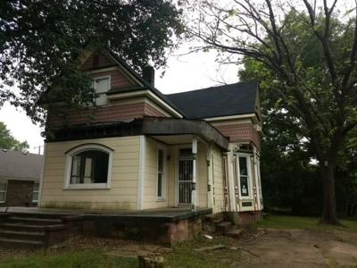 Van Buren Single Family Home For Sale: 202 13th ST
