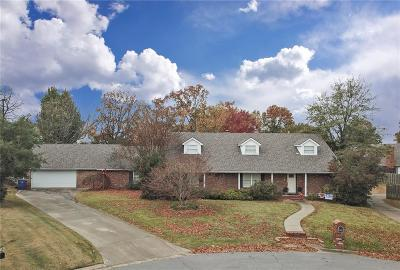 Fort Smith AR Single Family Home For Sale: $279,000
