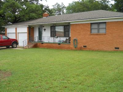 Fort Smith AR Single Family Home For Sale: $80,000